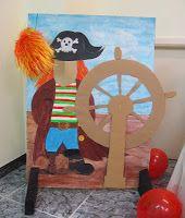plantilla calavera pirata infantil - Buscar con Google