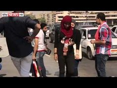 (DISTURBING) Proud Muslims raping a Christian woman in broad daylight in Egypt - YouTube