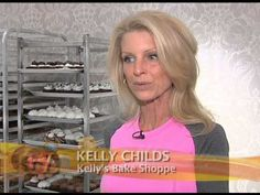 """Kelly's Bake Shoppe on Hamilton Life TV- """"What We Do and Why""""- Kelly Childs"""