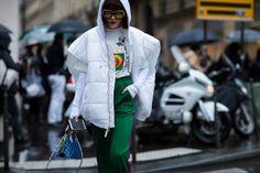 Paris Fashion Week FW17: What People Are Wearing
