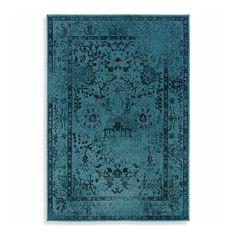 Oriental Weavers Revival 3-Foot 10-Inch x 5-Foot 5-Inch Rug in Turquoise