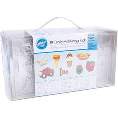 Wilton Candy Mold Set 11.50 walmart online