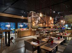 YOD Dеsign Lab (Украина). Ресторан в лесу : «Д.Журнал» — журнал о дизайне и архитектуре