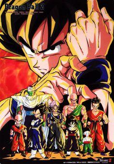 Cuando Dragon Ball era esto: