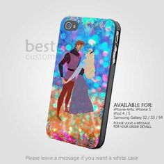 Glitter Sleeping Beauty Prince for iPhone 4/4S/5 iPod 4/5 Galaxy S3/S4 | BestCover - Accessories on ArtFire