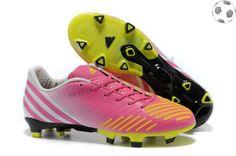 Cheap Adidas Predators 2012 - Adidas predator LZ TRX FG Soccer Boots in  pink white 6a6b0dad7a