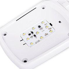 Amazoncom MICTUNING 12V Double LED Dome Light Fixture Interior