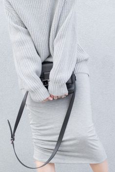 figtny.com | outfit • 86 grey on grey on grey