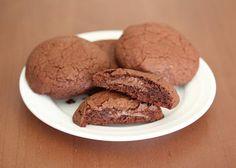Nutella lava chocolate cookies   Kirbie's Cravings   A San Diego food & travel blog