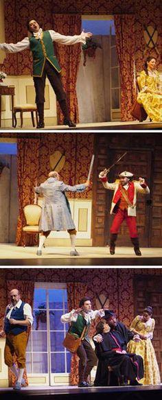 """Espectacle musical infantil """"El Superbarber de Sevilla"""", al Teatre-Auditori (Sant Cugat del Vallès). 16 de novembre 2014"""