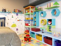 Kids bedroom decorating ideas wall bookshelves kids, kids and parenting, be Wall Bookshelves Kids, Kids Bedroom, Bedroom Decor, Kids Room Design, Leroy Merlin, Kids And Parenting, Interior, Home Decor, Decorating Ideas