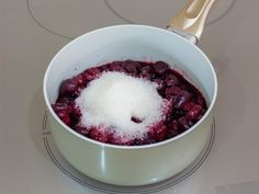Шоколадное суфле с вишневым соусом Acai Bowl, Oatmeal, Pudding, Cooking, Breakfast, Desserts, Recipes, Food, Kuchen
