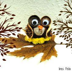 Ich wünsche euch einen sensationell schönen Herbst und falls ihr ein paar Ideen für eure Herbstdeko oder Herbstbasteleien braucht, schaut einfach mal auf meinem Blog vorbei: http://inesfelix-kreativ.blogspot.de/search/label/Herbst