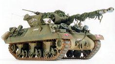 Achilles IIc Tank DestroyerI by Fabien Descamps (Academy 1/35)