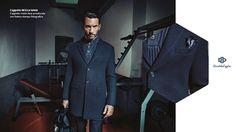 Strutture, volumi imbottiti, tessuti misto lana ed una varietà di finiture determinano la versatilità del nostro cappotto Noll, per uno stile unico e di successo! #DoubleEight #TheFightersD8