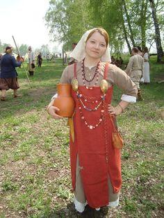 Russian reenactor (Anna Spiridonova)