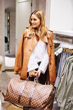 Olivia Palermo | THE OLIVIA PALERMO LOOKBOOK | Bloglovin'
