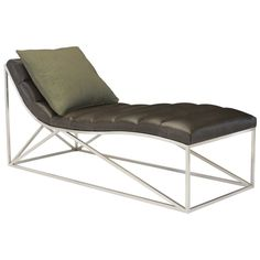 Caracole Modern Metro Band Together Chaise Lounge