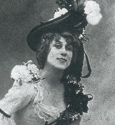 Jane Avril – Muse of the MoulinRouge