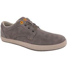 Ανδρικά παπούτσια Casual CATERPILLAR σε γκρί χρώμα δερμάτινα με ανατομικό αποσπώμενο πέλμα και τη μαλακιά ευλύγιστη σόλα Caterpillar Shoes, Sneakers, Casual, Fashion, Tennis, Moda, Slippers, Cat Shoes, La Mode
