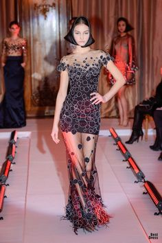Yulia Yanina HOUTE COUTURE SPRING/SUMMER 2013 Yulia Yanina High Fashion Haute Couture featured designer