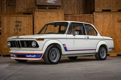BMW created the sports sedan when it introduced the 2002 in 1968. The first factory turbocharged car from BMW came in 1973 with the 2002... Bmw 2002, Mustang Fastback, Ford Mustang, Bmw R1100gs, Bmw Sport, Custom Bmw, Range Rover Classic, Vintage Porsche, Ac Cobra
