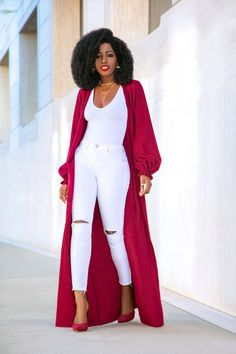 Danielle saved to law of attractionWomen jacket, solid color jacket, classy women jacket, jacket, long jacket - Classy Outfits, Chic Outfits, Fashion Outfits, Fashion Belts, Sporty Fashion, Ski Fashion, Fashion Brands, Winter Fashion, Fashion Guide