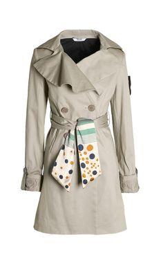 Liu Jo Liu Jo, Cloths, Beige, Detail, My Style, Jackets, Fashion, Classic Trench Coat, Lingerie