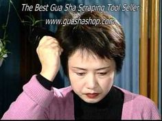 ▶ Part 7: Gua sha Therapy Guide Video ( Holographic Meridian Guasha Scraping Therapy ) - YouTube