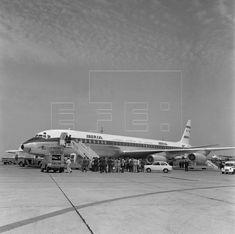 Douglas Dc 8, Airplanes, Aircraft, Vintage, World, Commercial Aircraft, Planes, Aviation, Vintage Comics
