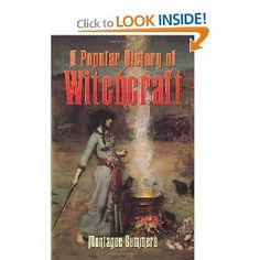 A Popular History of Witchcraft (Dover Occult)