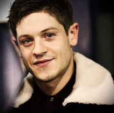 Iwan Rheon // waiting for that face. Ok done. ...maybe lol