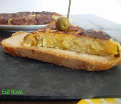 Eat & Live: Tortilla de patatas y cebolla #DiadelaTortilla