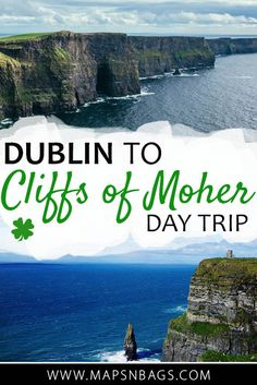 That's what I had heard about this place before going there, but inside, I had really no idea of what to expect when I left Dublin to the Cliffs of Moher. A true wonder of nature, these cliffs are amongst Ireland's most famous attractions. Travel Tours, Europe Travel Tips, European Travel, Travel Ideas, Travel Photography, Photography Quote, Sunset Photography, Digital Photography, Photography Ideas