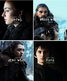 House Stark | Season 7 | http://robbsnows.tumblr.com/post/163056000210