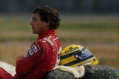 f1pictures: Ayrton Senna Mexico 1992