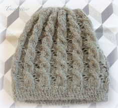 Bonnet Hermione en alpaga (alpaca) - Harry Potter -  Hat