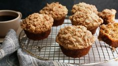 A hearty loaf of banana bread is an excellent way to use up a pile of leftover bananas, but sometimes you want a lighter option These tender banana muffins are crowned with a delightfully crunchy cinnamon crumb topping that lends to their addictive nature The easy recipe, which doesn't require any special equipment – just a couple of bowls –  was adapted from one originally developed by a 9-year old named Meghan Cwikla
