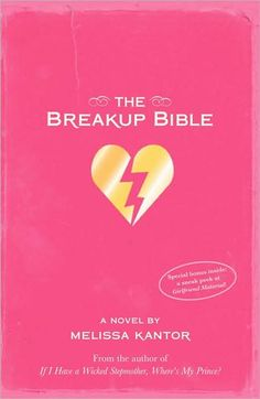 The Breakup Bible-- Advice on moving forward and the eye opening truth