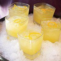 Creole Menu, COCKTAIL | Bourbon Cocktail #RRMenuPlanner