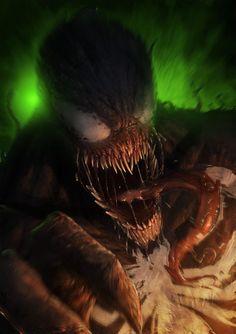 Venom byNico Lee Lazarus(Orochi-Spawn)