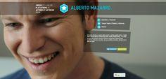 Actor ALBERTO MAZARRO