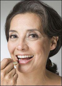cosmetics rosacea makeup make-up    Good tips. Green makeup does help quite a bit - I use Physician's Formula.