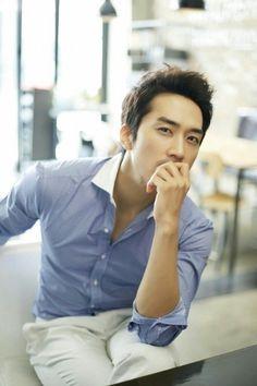 Song Seung-heon (송승헌)