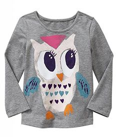 Baby Box Baby Girls kids long sleeve TShirts Size 18M