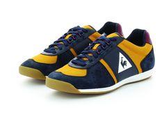 Le Coq Sportif Tourmalet / Французский бренд Le Coq Sportif представили кроссовки Tourmalet, силуэт которых вдохновлен ретро-обувью для велоспорта. Новинка выполнена в приятной, сине-желтой расцветке из замши и меша. Если кроссовки пришлись вам по вкусу, то уже можете...