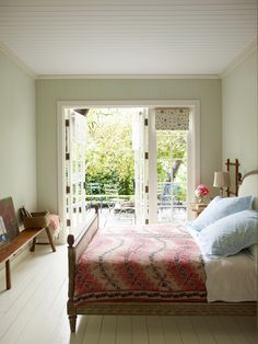House Tour :: English Sensibilities Meet Northern California Style In One of My Favorite Homes - coco kelley coco kelley