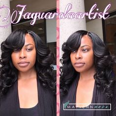 Jaguar da Artist and Mayvenn Hair