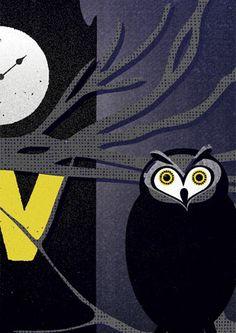 O - a Parliament of Owls