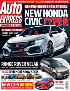 In This Weeks Issue Of Auto Express An Exclusive Drive Of The Suzuki Jimny Plus The Hot New Ford Fiesta St Against Its Rivals